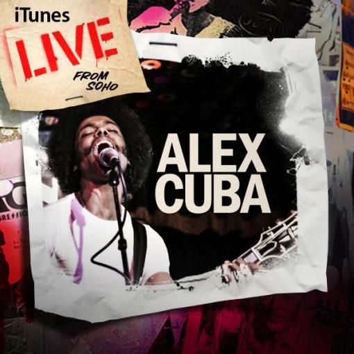 AlexCuba-LiveFromSoho